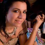 La scrittrice Eliselle fotografata da Matteo Gelatti Photography.