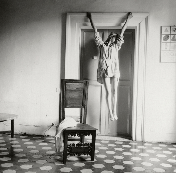 Francesca Woodman, Untitled, Rome Italy ,1977-79 © Betty and George Woodman