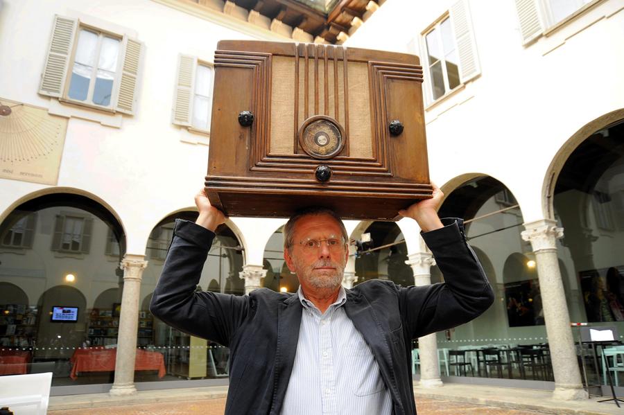 Massimo Cirri (ph. Tonino Sgrò)