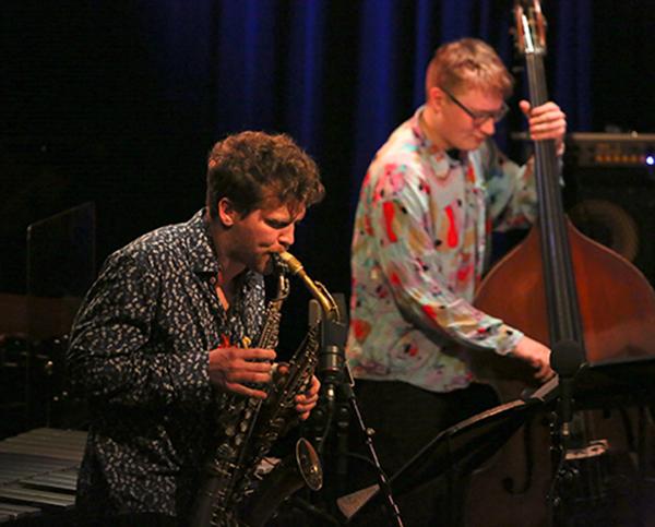 Hardvoesh Thoralfson Trio di Pieter Kunnen