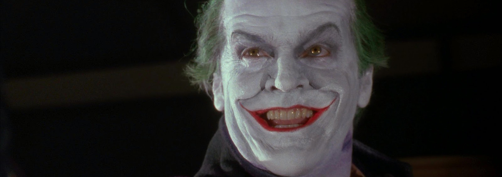 Jack Nicholson as a Joker, parlando di diritto d'autore.