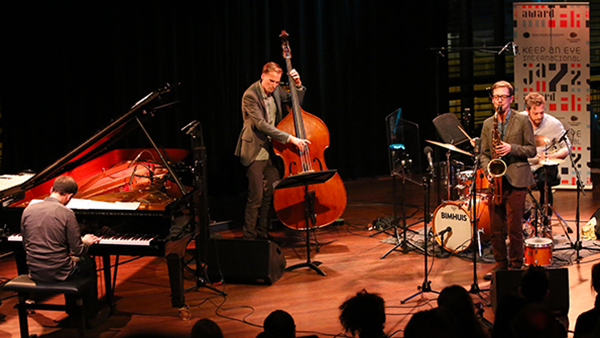 Matt Anderson Quartet di Pieter Kunnen