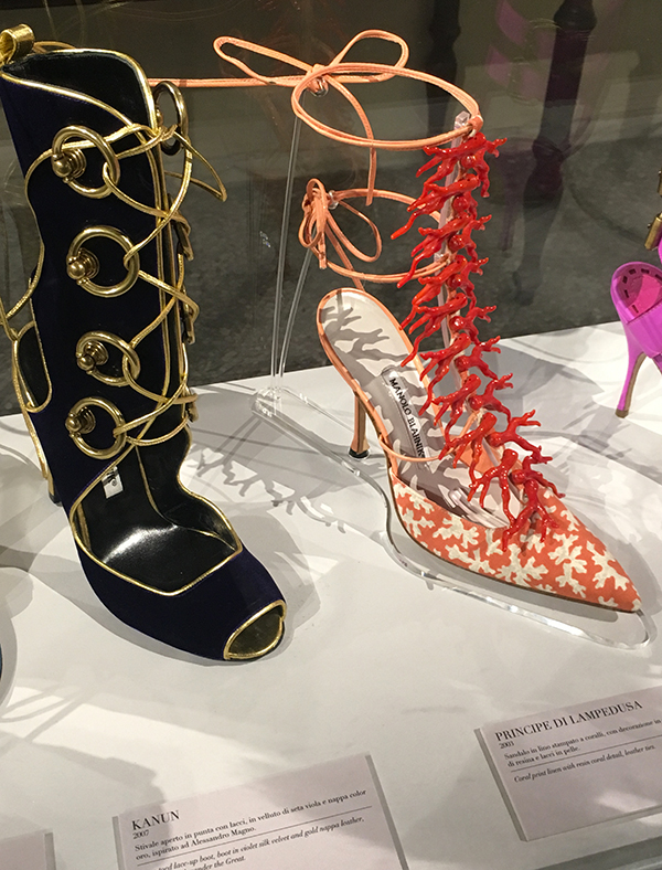 Manolo Blahník - The Art of Shoes