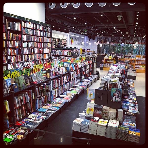 La Casa del Llibre Barcellona