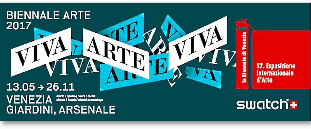 Biennale Arte 2017 Viva l'Arte Viva