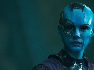 Guardians of the Galaxy vol. 2 Karen Gillan aka Nebula