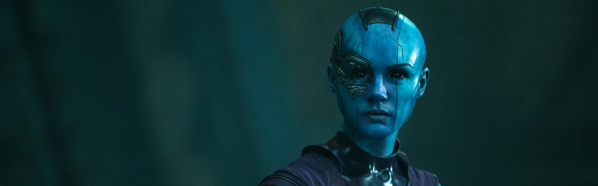 Guardians of the Galaxy vol. 2 Karen Gillan aka Nebula