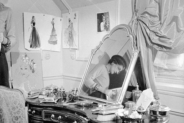 Coco Chanel all'Hotel Ritz Paris