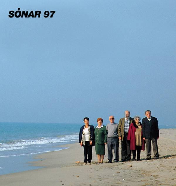 Campagna pubblicitaria Sónar 1997