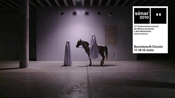 Campagna pubblicitaria Sónar 2010