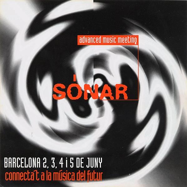 Campagna pubblicitaria Sónar 1994