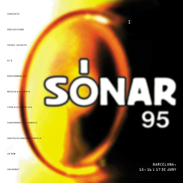 Campagna pubblicitaria Sónar 1995