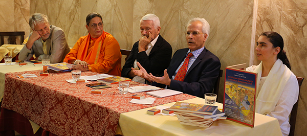 """The Gītā An Eternal Wonder"" by Basant K. Gupta @ Ganesha India Rome"