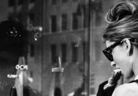 BREAKFAST AT TIFFANY'S [US 1961] AUDREY HEPBURN