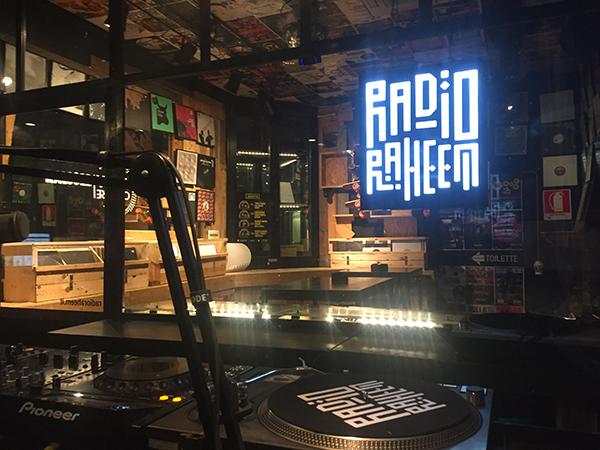 Radio Raheem a Milano
