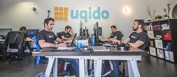Il team di Uqido