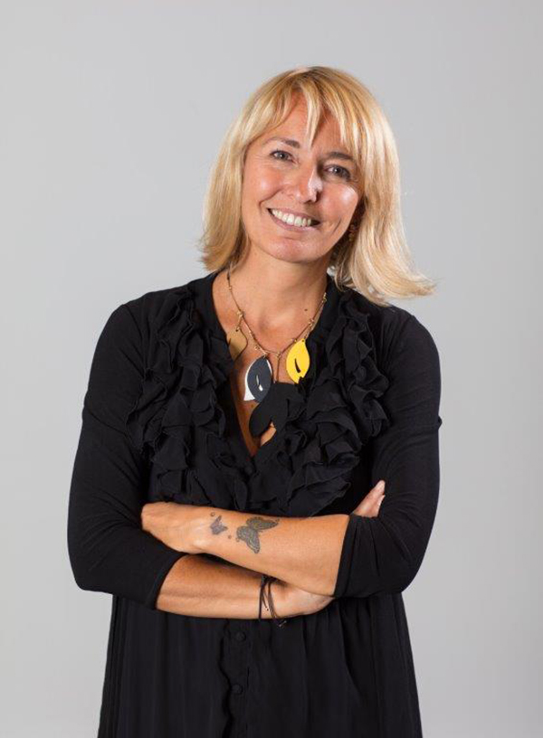 Sabina Belli CMO Microsoft Italia