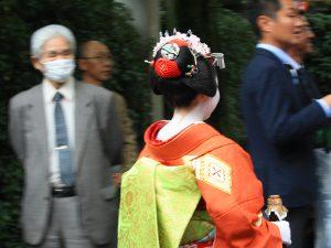 Maiko al Kitano Odori del 2015 by Iron Lion Zion