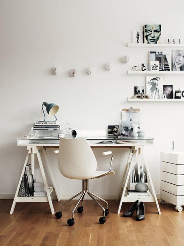 la scrivania del copywriter