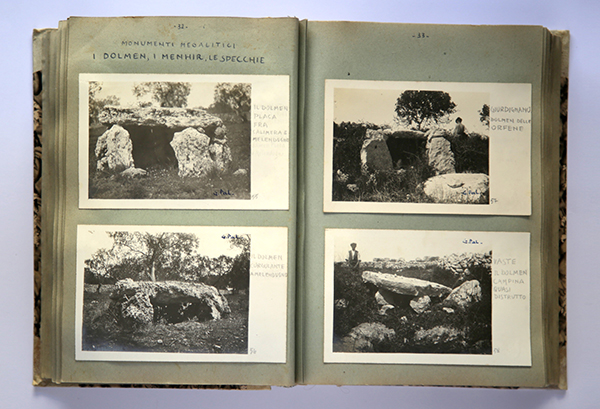 Libro Terra Salentina Archivio Famiglia Palumbo