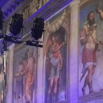 Padova, Palazzo Liviano (Sala dei Giganti), concerto The Necks