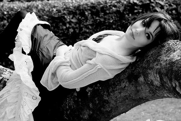 Melissa Panarello © Mirta Lispi