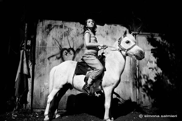 Melissa Panarello © Simona Salmieri