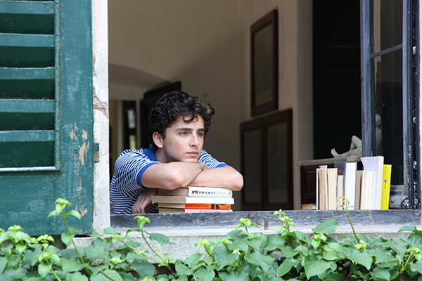 Call Me By Your Name - Chiamami col tuo nome di Luca Guadagnino