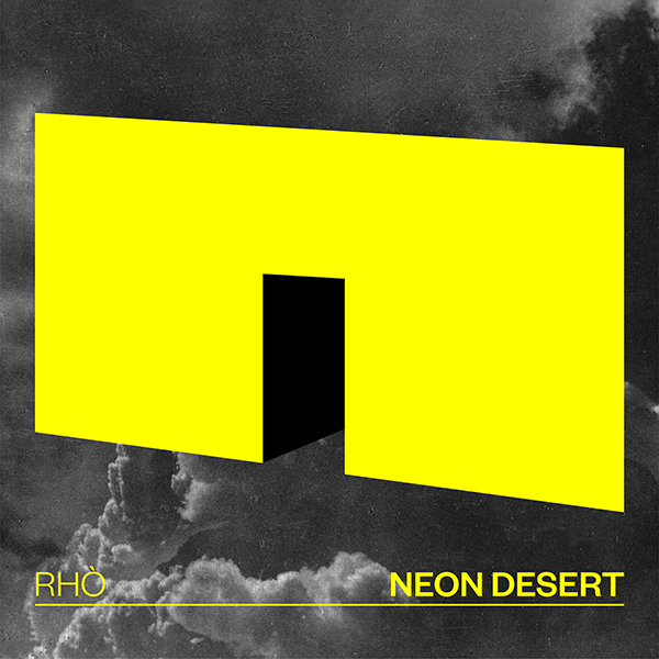 Neon Desert cover album