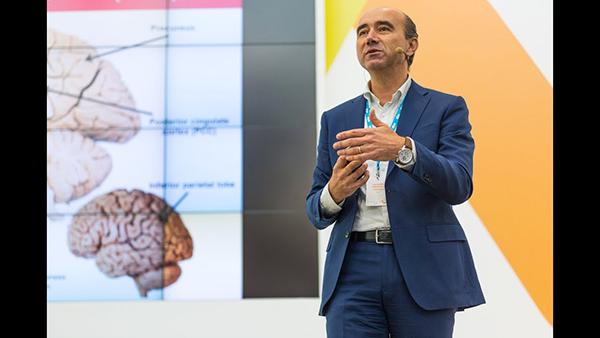 Prof. Giovanni Corazza del Marconi Institute for Creativity (MIC)