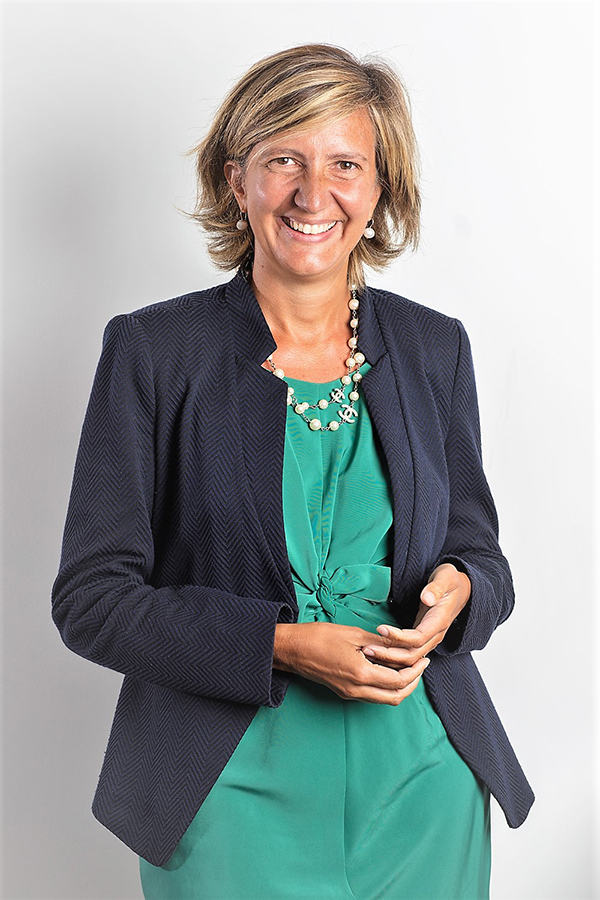 Silvia Candiani Country General Manager Microsoft Italia