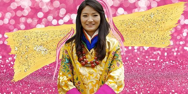 Gyaltsuen Jetsun Pema Wangchuck la regina del Bhutan