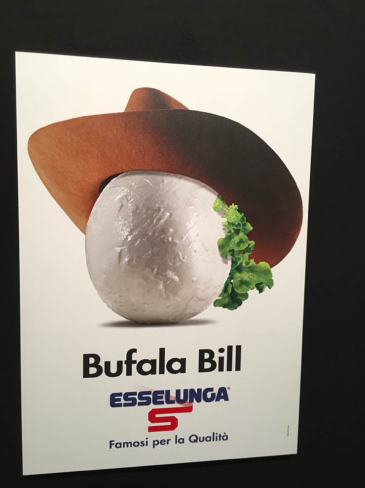 Bufala Bill SuperMostra Esselunga al The Mall Milano