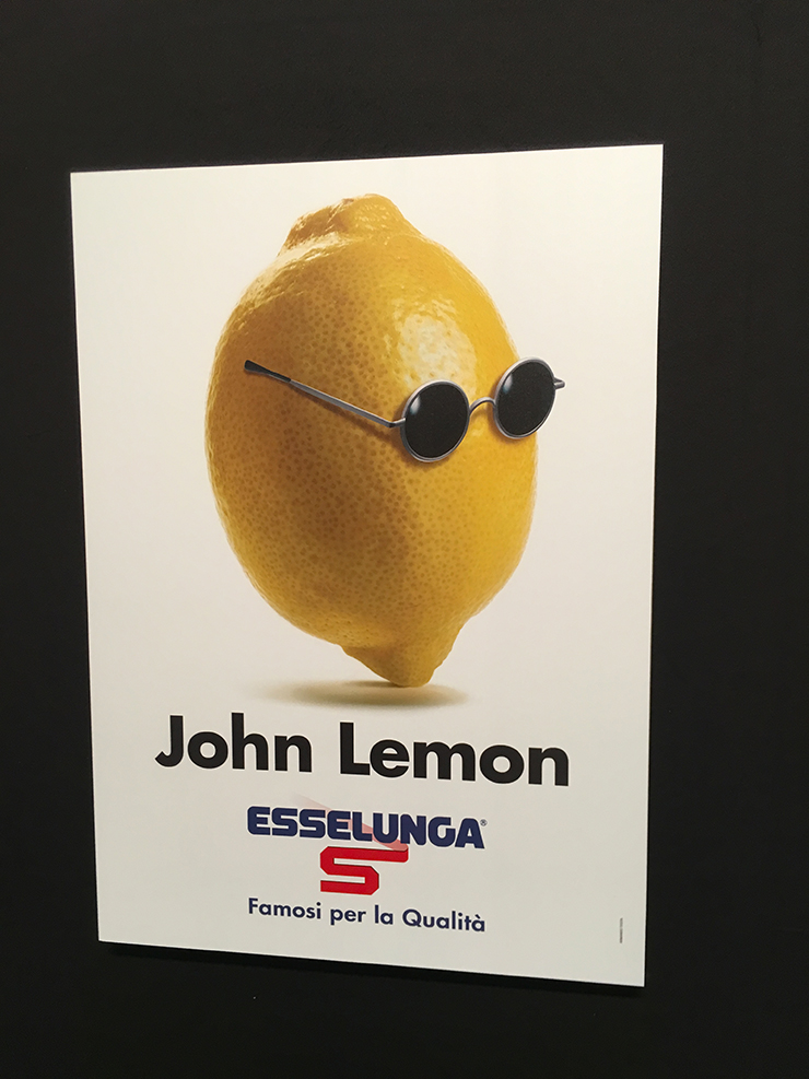 John Lemon SuperMostra Esselunga al The Mall Milano