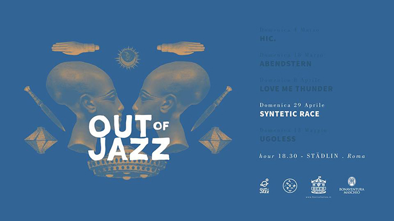 Locandina Out Of Jazz