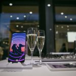 Galaxy S9 e calici alla Microsoft Digital Week 2018