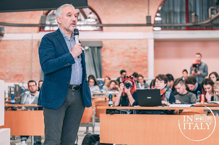 Carlo Urbinati al MakeIT 2018