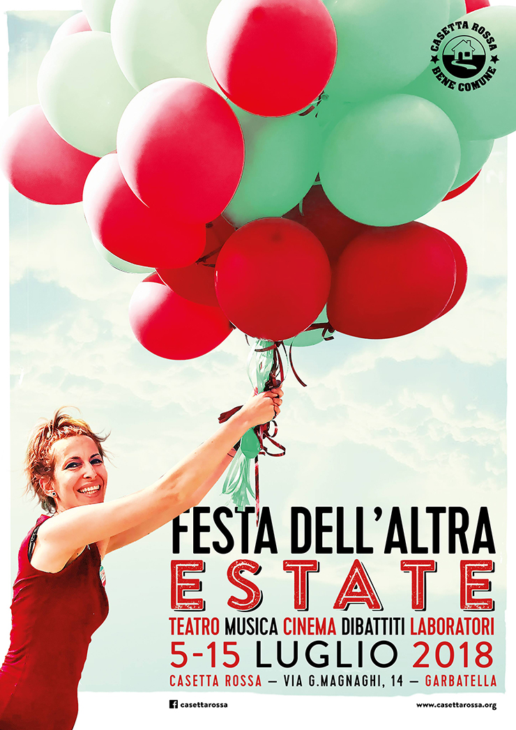 La Festa dell'Altra Estate 2018