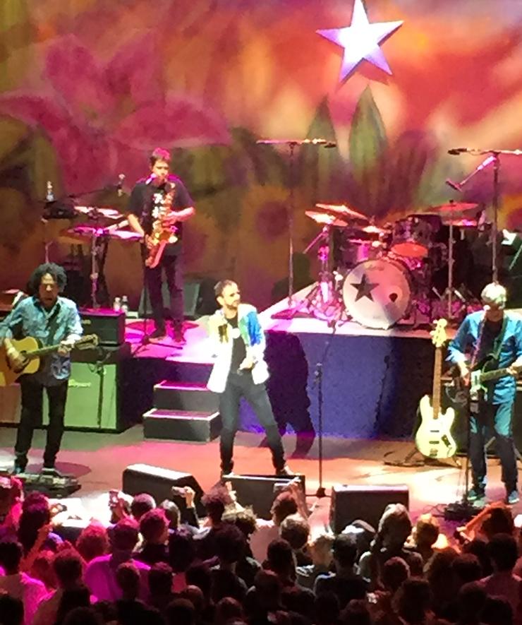 Ringo Starr e la sua All Starr band in cocerto - 11 Luglio alla Cavea dell'Auditorium Parco della Musica (Roma)