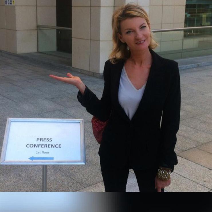 Eleonora Chioda, Editor in Chief of Millionaire