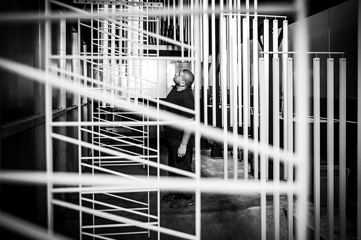 Ph © Essere design, a c. di Aldo Colonetti, fotografie di Raoul Iacometti (Milano, Skira, 2018)