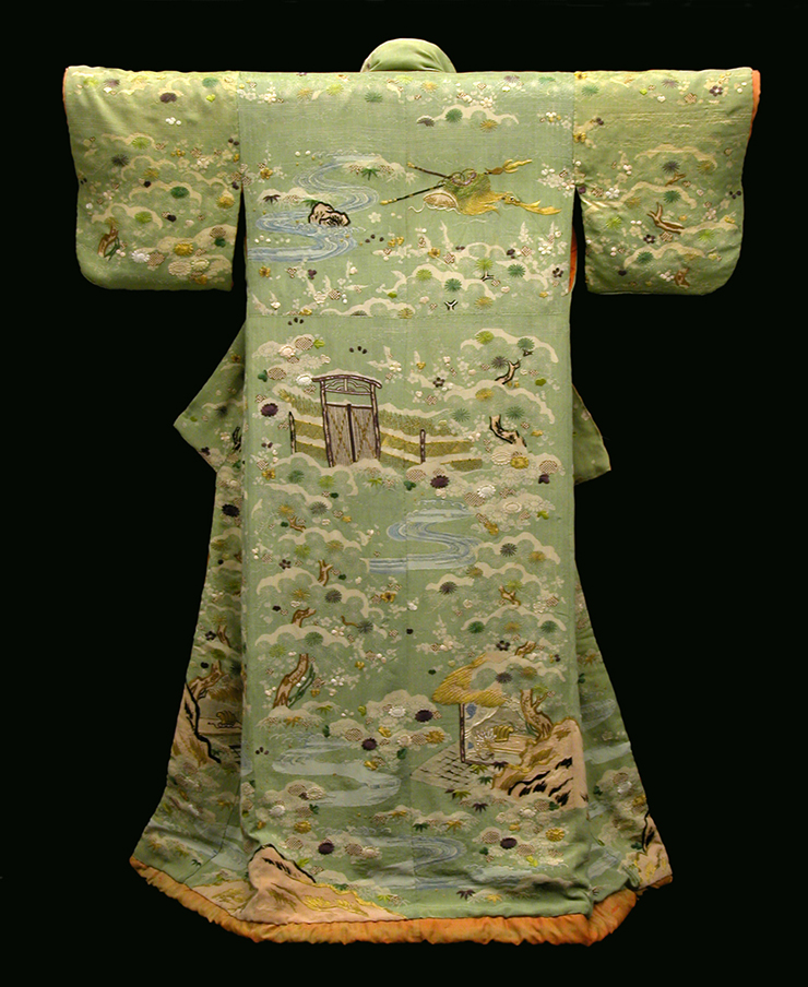 """Kimono invernale mostra al Museo Pigorini """"Geisha – l'arte e la persona"""" a cura di Loretta Paderni"""