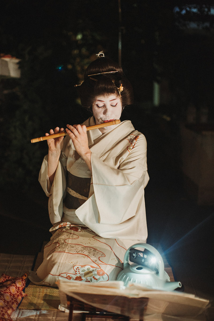 Sayuki Geisha Ph © Roberto Martino for #AGeishaDay Festival