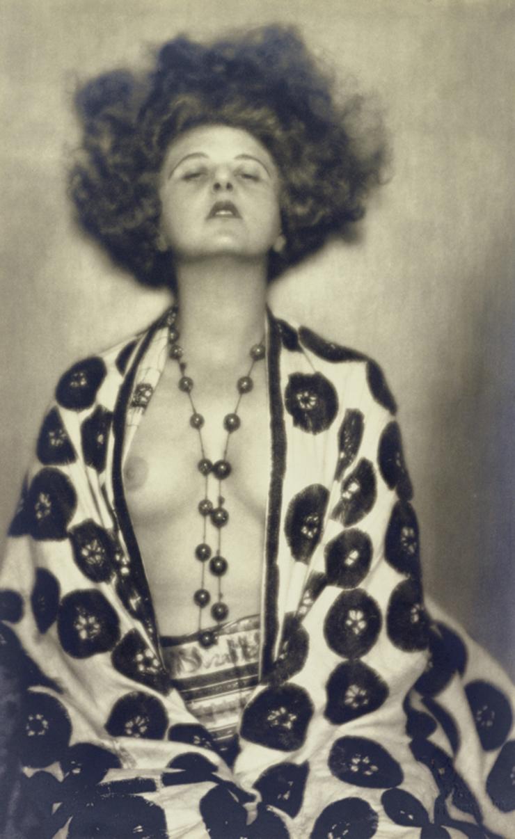 Madame D'Ora (Dora Philippine Kallmus), Elsie Altmann-Loos, 1922, Atelier D'Ora