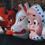 maschere Photo by Finan Akbar on Unsplash