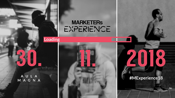 MARKETERs Experience 2018