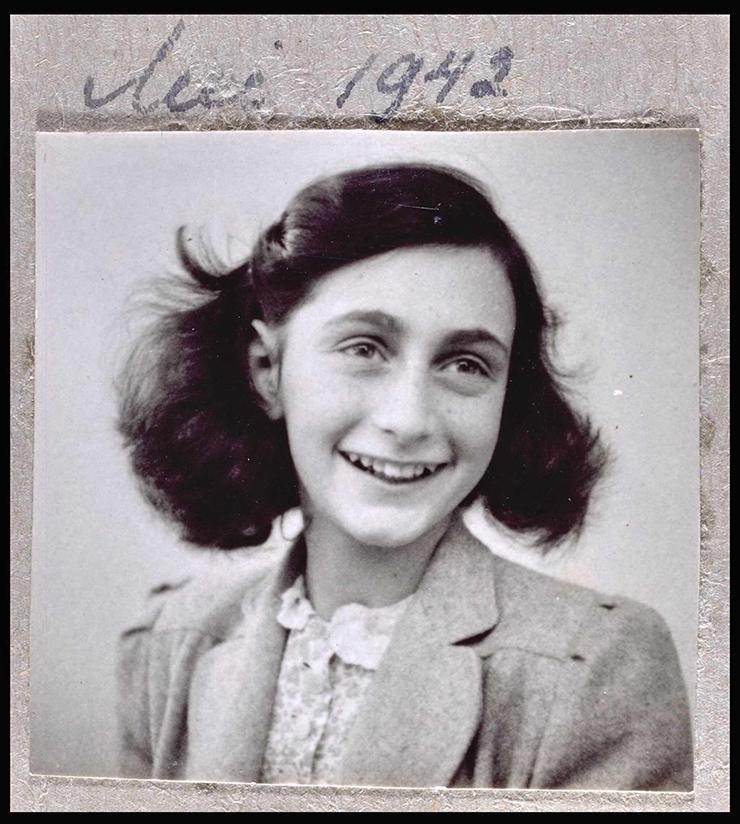 Anne (1942) | Credit Anne Frank Fonds Basel
