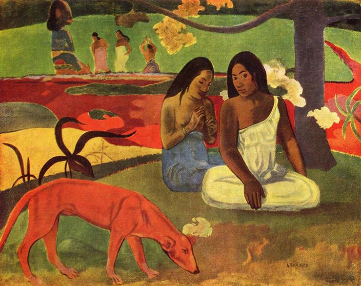Gauguin a Tahiti: il paradiso perduto