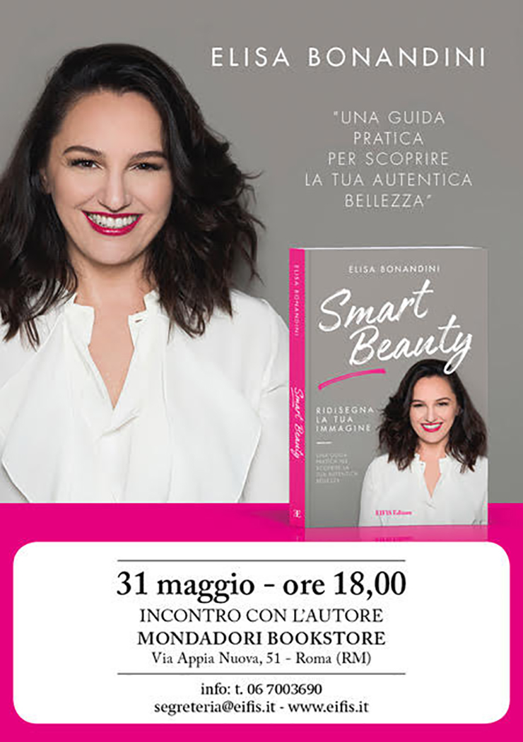 """Smart Beauty"" di Elisa Bonandini a Roma"