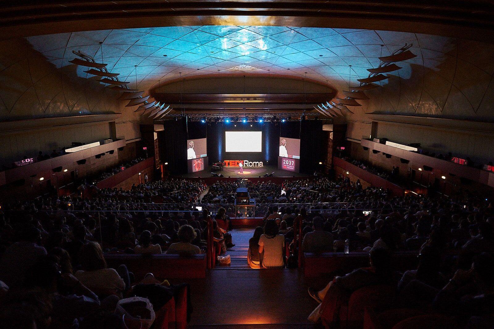TEDxRoma 2018 Ph Edoardo Iacolucci (Press Bartoli)